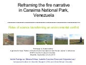 Iokiñe Rodriguez: Reframing the fir...