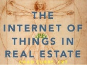 The Internet of Things in Real Estate