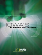 Iowa's Business Advantages