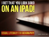 Visual Literacy for Geography