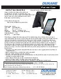 I pad mini case   spec sheet 185-2  and sp  v01