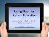 iPads for Autism Education