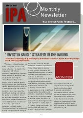 IPA Newsletter March 2011 ( File Si...