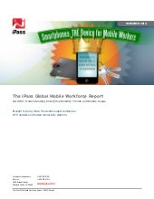 Mobile Workforce Report Q4 2012
