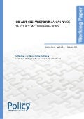 IMF: Analysis of Policy Recommendations after the Global Financial Crisis