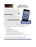 iPhone Software - application development - Hire developers - iPhone Applictions - iPhone app development company