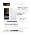 iPhone Web Development
