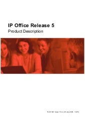 Ip Office Product Description En