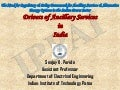 Drivers of Ancillary ServicesinIndia