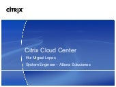 C3 Citrix Cloud Center