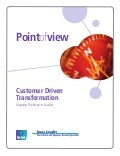 Customer Driven Transformation