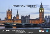 Ipsos MORI Political Monitor: January 2013