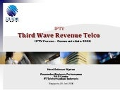 Iptv   Third Wave Revenue Telco (He...