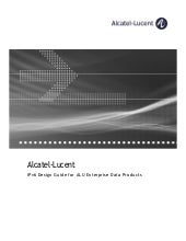 IPv6 Design Guide with Alcatel-Luce...