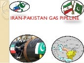 Iran pakistan gas pipeline project.