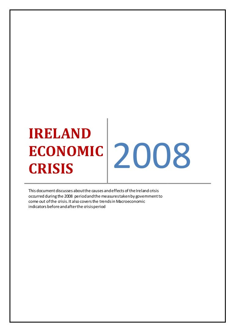 Were the recent global financial crisis socially constructed or mainly financial in nature?