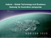 Australian Business investing in Ir...