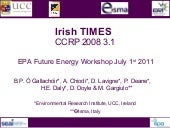 Irish TIMES Energy Model - Dr. Bria...