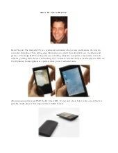 iRiver K1 Smart HD PMP- David Novak...