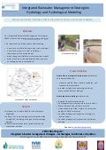 Integrated rainwater management strategies: Hydrology and hydrological modeling