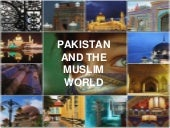 Pakistan's relations with Muslim world