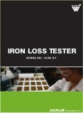 Iron Loss Tester by ACMAS Technologies Pvt Ltd.