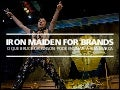 Iron Maiden for brands