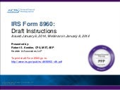 Explore the New IRS Form for Net In...