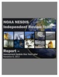NOAA NESDIS Independent Review Team - Assessment update one year later