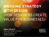 ISA 14: Bridging Strategy With Design