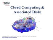 Isaca Victoria Cloud Computing And ...