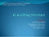 Is auditing standars
