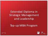 Executive British MBA in Tbilisi,  ...