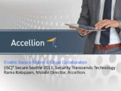 Enable Secure Mobile & Cloud Collab...