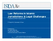 Isda law reforms   mr. ijlal alvi