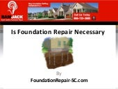 Is Foundation Repair Necessary