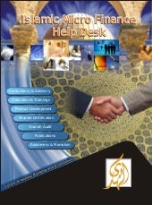 Islamic microfinance help desk