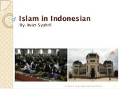 Islam In Indonesian Politics (part2)