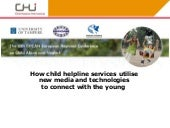Child Helplines and New Media