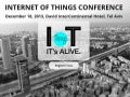 Israel's First Internet of Things Conference
