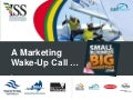 Marketing Speaker - Tim Reid - A Marketing Wake-Up Call.