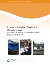 Lessons in Urban Sanitation Develop...