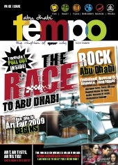 Abu Dhabi Tempo Magazine  (Issue 2)