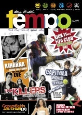 Abu Dhabi Tempo Magazine  (Issue 3)