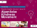 People's Insights Volume 1, Issue 34: Alpenliebe Kindness Movement