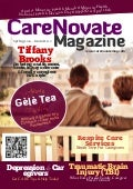 CareNovate Magazine - Brain Health? Issue 3  spring 2014