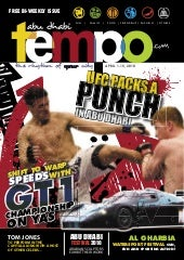 Abu Dhabi Tempo Magazine  (Issue 7)