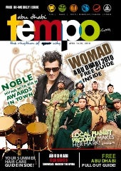Abu Dhabi Tempo Magazine  (Issue 8)