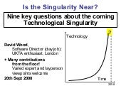 Is The Singularity Near