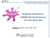SPLODGE: Systematic Generation of S...
